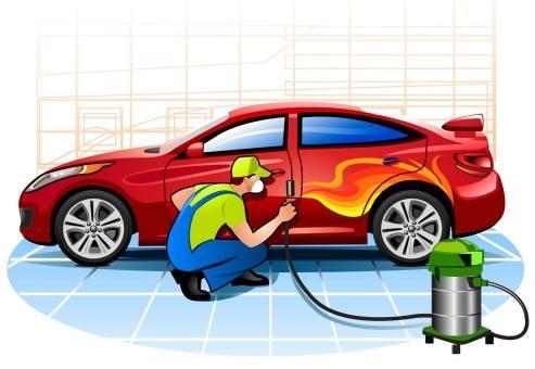 汽车美容洗车行业的管理方法?