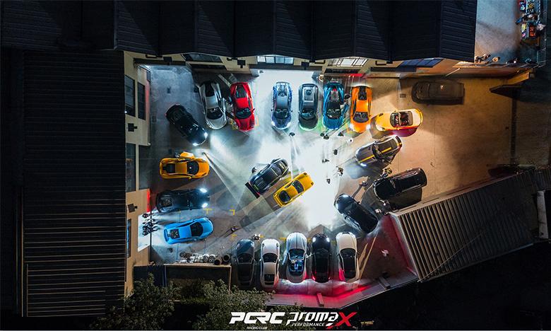 广州PCRC超跑俱乐部选用锐宜会员积分管理软件